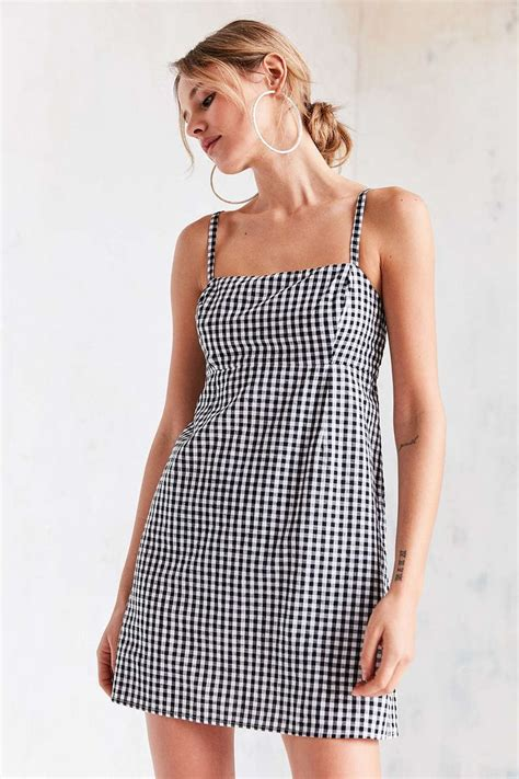 What Is Urban Chic Style - best 25 gingham dress ideas on pinterest gingham brandy melville dress and retro dress