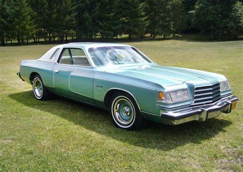 Mint Green Goodness: 1979 Dodge Magnum XE