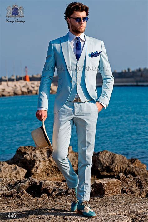 25  best ideas about Light blue suit on Pinterest   Summer