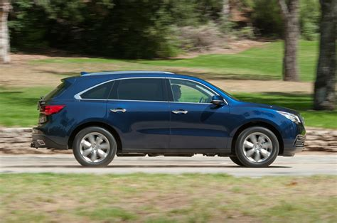 2016 acura mdx review 2016 acura mdx reviews and rating motor trend