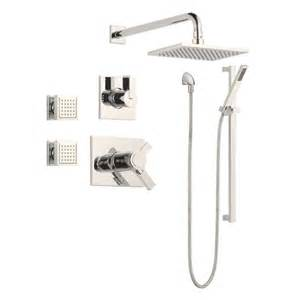 faucet vero tempassure shower package ss in