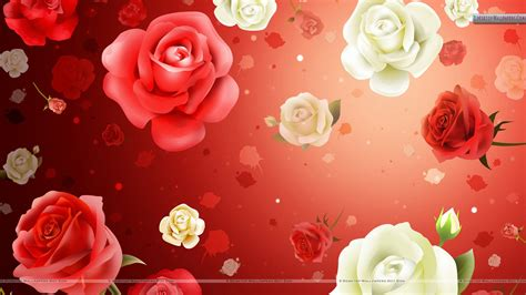 what of flowers for valentines day lots of 2d flowers for valentines day wallpaper