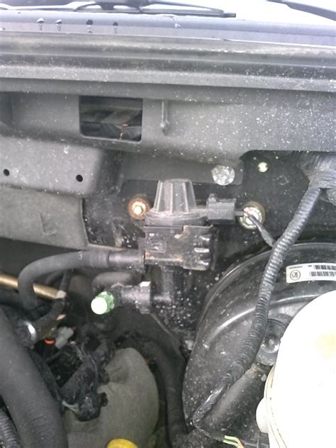 fuel pump driver module problems ford  forum
