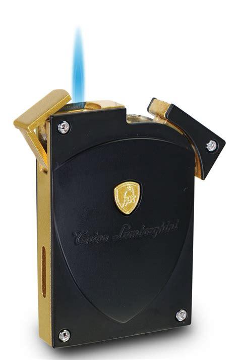Lamborghini Tonino Silver Chain Black tonino lamborghini lynx matte black and gold torch lighter
