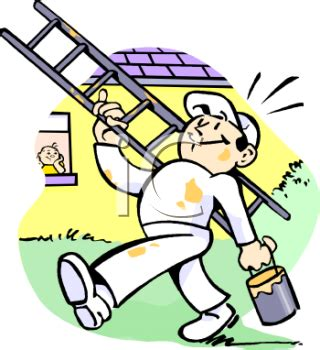 house painter clipart rebuilding clipart clipground