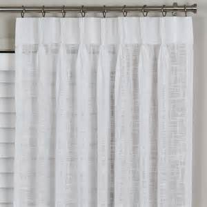 pleat for curtains buy sheer pinch pleat curtains curtain