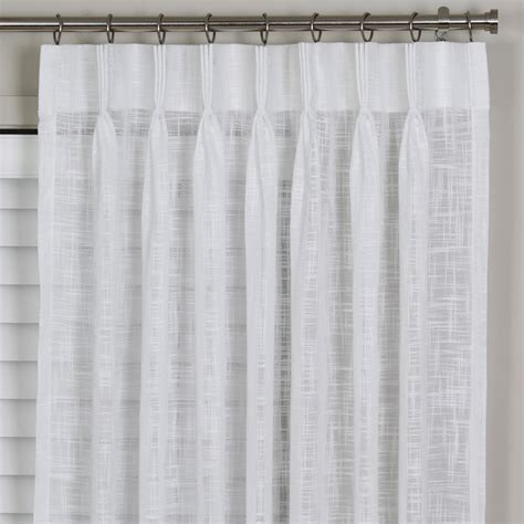 Sheer Pinch Pleat Curtains Buy Sheer Pinch Pleat Curtains Decor2go