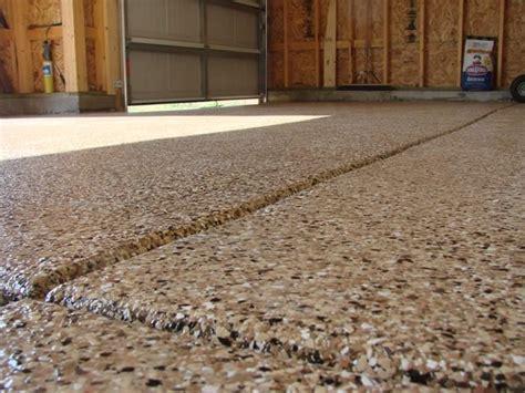 Epoxy Garage Floor Coating   Epoxy Flake System