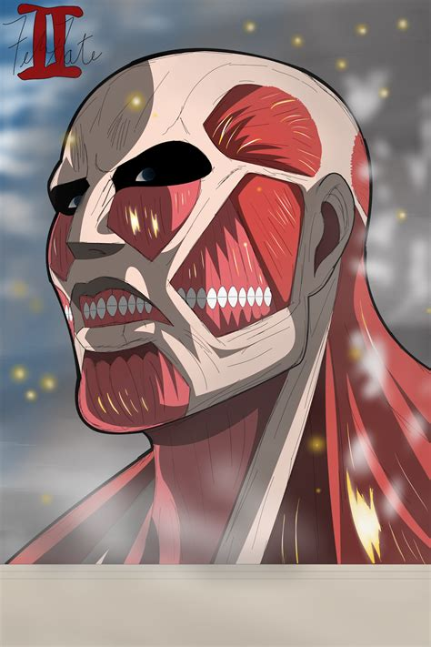 attack on titan colossal edition 1 by a madman attack on titan colossal titan