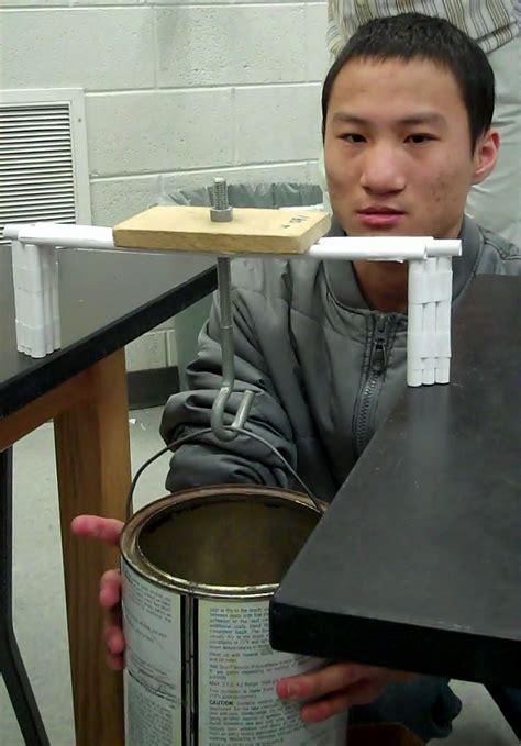 How To Make A Paper Bridge Without Glue - big rapids schools news physics students build