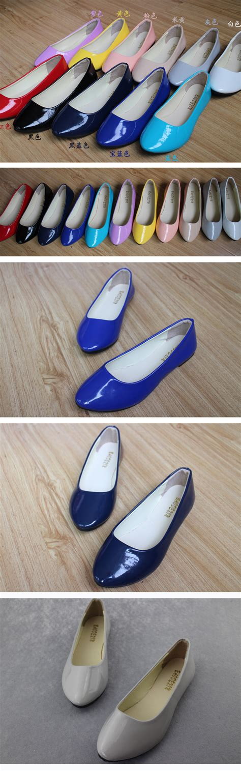 Heels Fashion Tali Import 865 13a womens fashion ballet slip on flats loafers boat casual work single shoes ebay