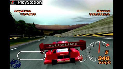 Suzuki Escudo Gt5 Gran Turismo 2 Suzuki Escudo 548 Km H