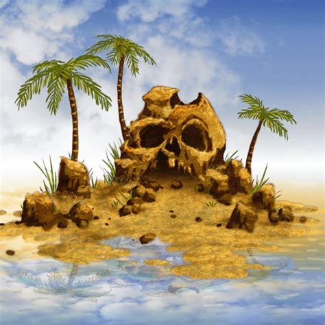 pirate island by lifebytes on deviantart