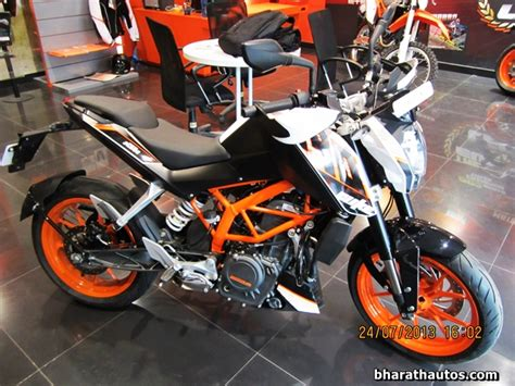 Ktm Spare Parts India Few Ktm 390 Duke S Silently Recalled In India