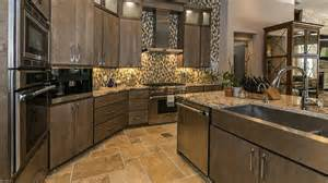 Dark Walnut Cabinets Kitchens Some Words About Kitchens With Beige Granite Counters
