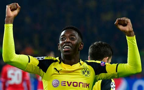 ousmane dembele best of ousmane dembele is the best talent in professional