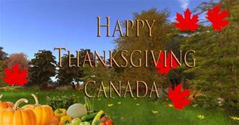 virtually lite happy thanksgiving for 2016 canada