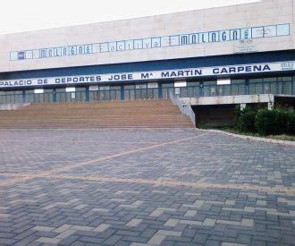 palacio de los deportes madrid entradas palacio de los deportes jos 233 mar 237 a mart 237 n carpena m 225 laga