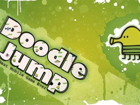 doodle jugar gratis doodle jump un juego de lo m 225 s adictivo que puedes