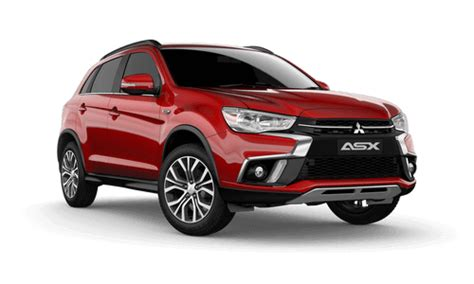 mitsubishi asx compact small suv built for owning the city