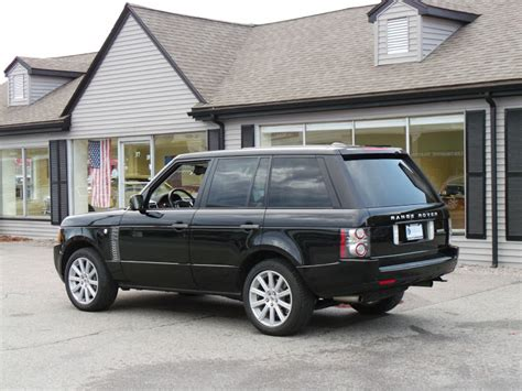 range rover hse 2011 2011 range rover hse supercharged copley motorcars