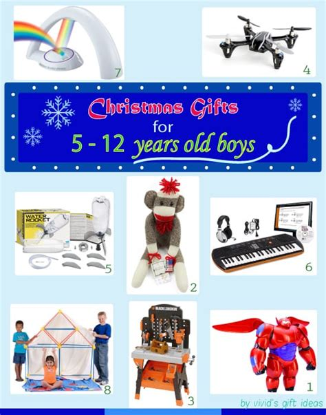 gift ideas for 5 12 years old boys christmas edition