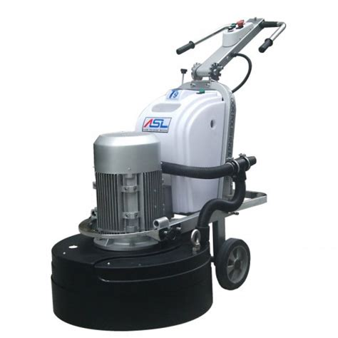 asl t9 floor machine
