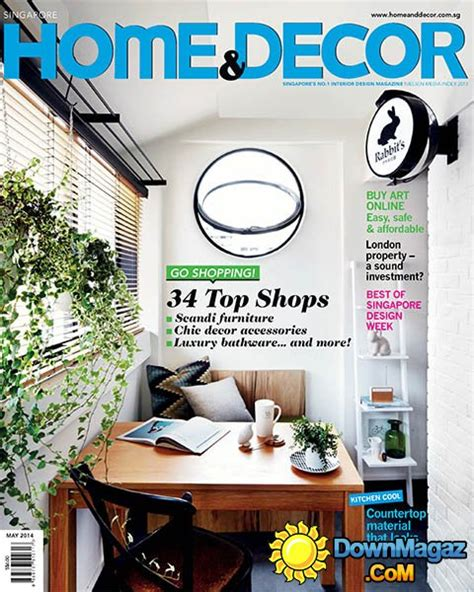 home interior design magazine pdf download home decor singapore may 2014 187 download pdf magazines