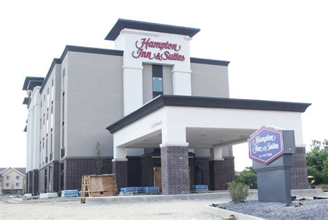 who owns comfort inn hotels the telegraph alton hton inn and suites opening date
