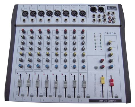 Mixer Audio Made In China china audio professional mixer stereo mixing console jsx