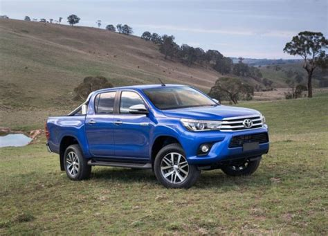 Toyota New Truck Toyota Hilux 2017 Price Engine Specification 2018