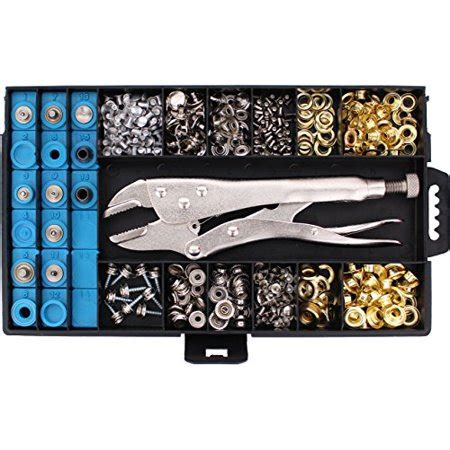 boat cover repair kit for canvas covers quot rro all in one snap grommet eyelet rivet plier
