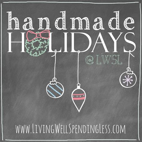 Handmade Holidays - diy scented candle handmade gifts ideas scented candles