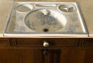 indogate miroir salle de bain vintage