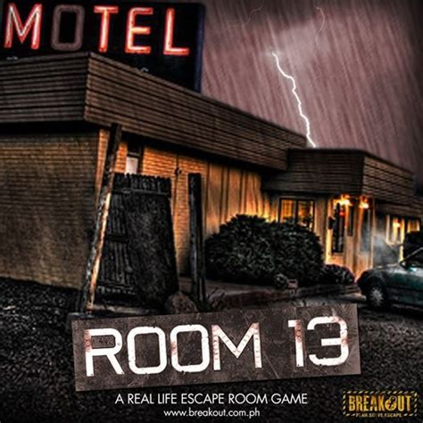 the breakout room breakout philippines real escape room presents room 13 running