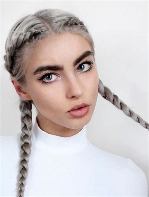 hair styles for women who are eighty four years old 30 badass boxer braids you need to try fashionisers