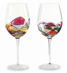 unique wine glasses 26 best images about unique wine glasses on