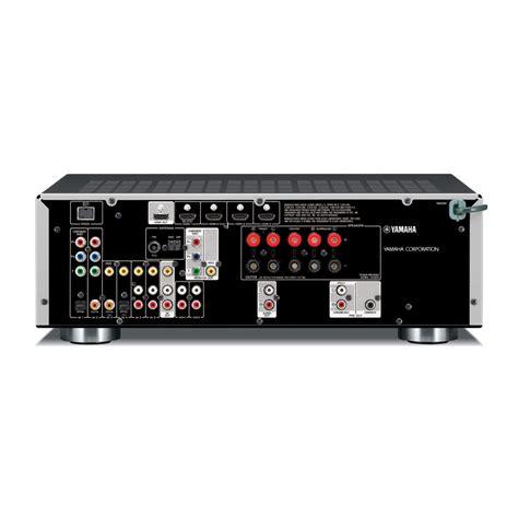 Audio Power Lifier Yamaha Hdmi yamaha rx v467 5 channel 5 1 surround sound home theatre