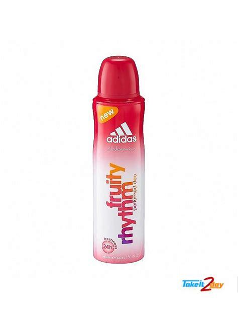 Parfum Adidas Fruity Rhythm adidas fruity rhythm deodorant spray for 150 ml adfr01