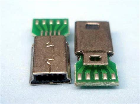 Mini Usb Pcb china mini usb 10pin connector with pcb china mini usb