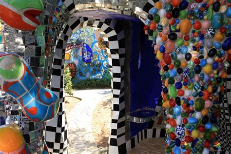 apertura giardino dei tarocchi giardino dei tarocchi capalbio toscana italy travel web