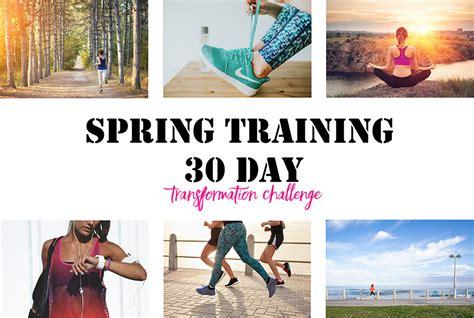 30 day transformation challenge 30 day transformation challenge healthy happy