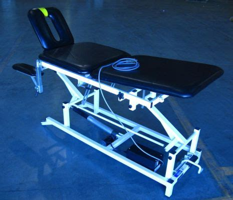 physical therapy table used used med ortho r27116 physical therapy table for sale
