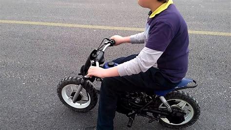 pocket bike tuerkiyedirt bikemini motor ilk video