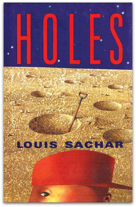 pictures of the book holes featured book holes by louis sachar parkland players