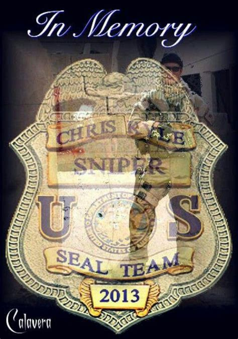Forces Rest In Peace in honor of chris kyle navy seal sniper killed in