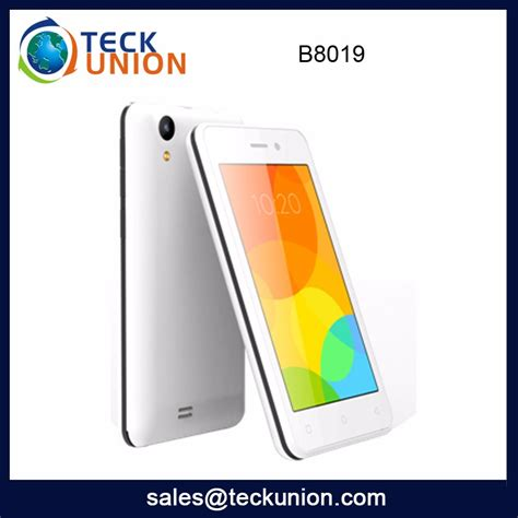 Hp Samsung Android 3g Call b8019 original mobile phone made in china 3g import mobile phone cheap smart android handphone