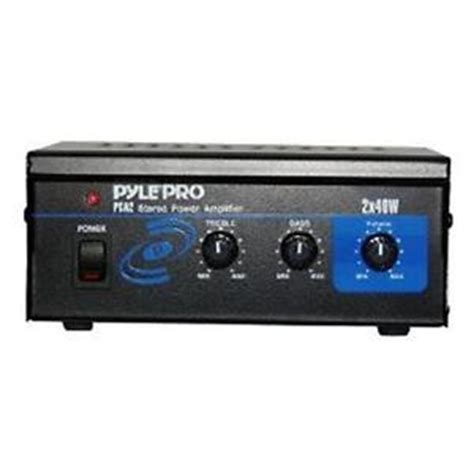 new pyle pca2 mini home theater stereo power lifier 2