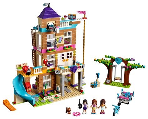 Lego And Friends Set Murah 41340 lego friends friendship house set 722 pieces age 6 new release for 2018 ebay