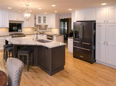 before and after kitchen remodel parade of homes